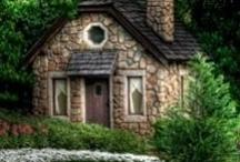 happy houses. / by Jennifer Langston
