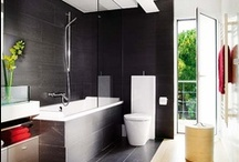 Bathrooms / by Geneviève Fortin