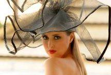 fancy hats  / by Valerie Bauer