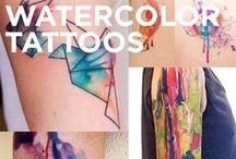 Body Art / Tattoos / by Yola Rivers