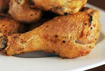 Chicken / Nothing but chicken recipes  / by Danielle