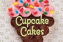 Cupcake Cakes / by Micki Brandenburg