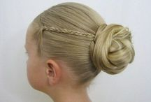 Girls hair / by Claire EB