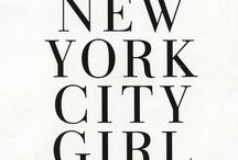 New York, I love you. / A city so great they named it twice. / by Irina Kaluzhna