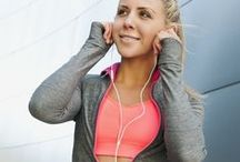 Workout - Running / by Jennifer McBrayer