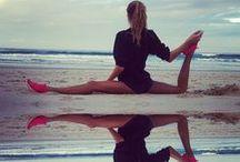 Workout - Yoga / by Jennifer McBrayer