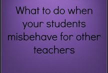 Misc. Teaching Ideas / by Beth