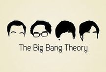 "Big Bang Theory - Or as i refer to them as ""the Nerds"" / by Kelly Raposa"