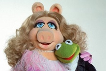 Muppets - but mostly Miss Piggy / by Kelly Raposa
