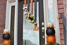 Halloween/Fall / by Jennifer Eisch