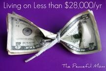 Money Tips/Saving Tricks / $$ related / by Jennifer Eisch