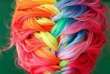 Hair Updos/Styles / by Jennifer Eisch