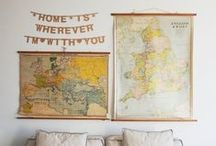 Wall Hangings / by Kourtney Post