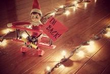 Elf On A Shelf  / by Keara Chandler