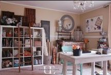 Home Office Inspirations! / by Kathleen Brennan