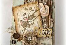 Journal & Mini Album Inspirations! / by Kathleen Brennan