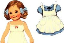 Paper Doll Inspirations! / by Kathleen Brennan