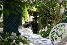 Gardens ~ Romantic Country! / by Kathleen Brennan