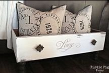 Upcycling ~ Goodwill Treasures! / by Kathleen Brennan