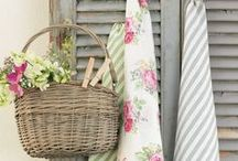 Decor ~ Cottage Style Inspirations / by Kathleen Brennan