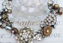 Jewelry ~ Vintage Assemblage Inspirations!  / by Kathleen Brennan