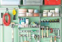 Organization! <3 / by Sara Downey