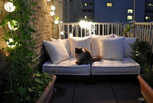 Balcony/Deck / by Melinda Rubinstein