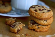 Gluten Free Goodness / A variety of gluten free dessert/treat recipes, or recipes that could easily be made #glutenfree. / by Maranda Carvell RHN