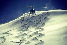 Ski Bum Mum / I ski. I drink lots of hot chocolate. / by Chris Olson