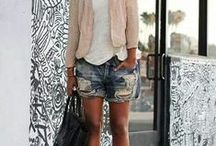 Wear / Hairstyles, accessories, shoes and outifts I adore / by Michelle Rendon Holt