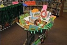 library ideas / mostly ideas for storytime and crafts with the kids at the library / by Rachel Anderson