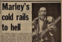 Today In Bob's Life / by Bob Marley