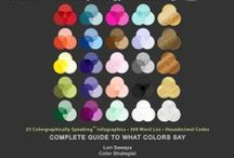 Colour Combinations / by Monet Babeta
