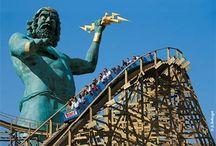 Theme Parks,Expos,W.Fairs,Rides / by Carolyn Kumi