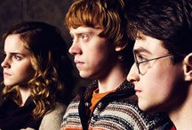The Wizarding World  / Everything Harry Potter / by Lauren Guthrie
