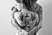 Tattoos * / by Rhianna Shepard