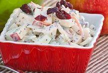 Sensational Side Dishes / Yummy, just plain yummy! / by Judi Bennett