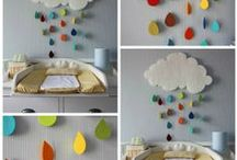 Baby. Nursery. Baby Shower Ideas / by Alicia Agnese