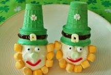 A Wee Bit O' Green! / All things Irish!!!! / by Judi Bennett