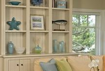 I Must Go Down to the Sea Again... / Ideas for My Pretend Beach Cottage! / by Judi Bennett