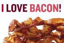 Bacon Lovers / by Amanda Waas