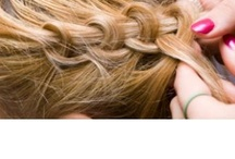 hair&makeup / by Jennifer Wenker