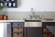 Keep It Simple / Minimalist kitchens / by Cultivate