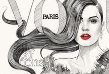Fashion illustration / by Johanna Price A