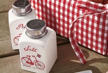 Salt & Pepper Shakers / by Amanda Waas
