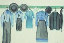 Anything Amish / by Sandra Daye