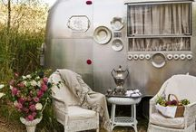 vintage campers - yes, please! / by Beth Sjolund