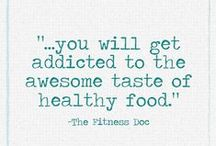Nutritional Information / Food and what it's all about / by Rebecca Richards