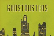 Festa Ghostbusters / by Barbara Schuckar