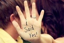 future engagement/wedding / by TJ Frey